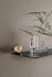 Scaffale Flying Sphère - / L 60 x H 6,3 cm di Ferm Living