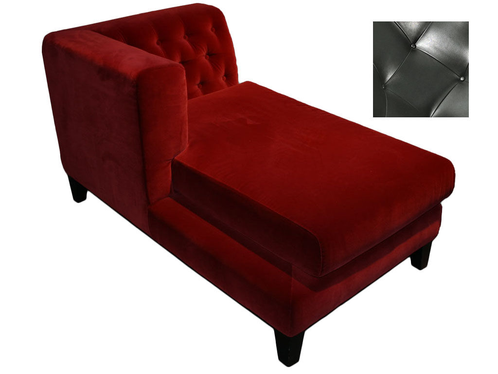 Furniture - Sofas - Hall Sofa - Leather version by Driade - Black leather - Right armrest - Leather, Wood