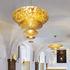Sospensione Macchina della Luce D - / LED - Ø 120 x H 145 cm - 5 dischi di Catellani & Smith