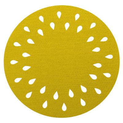 Déco - Tapis - Tapis d'extérieur Pastèque / Ø 66 cm - Fermob - Ananas - PVC