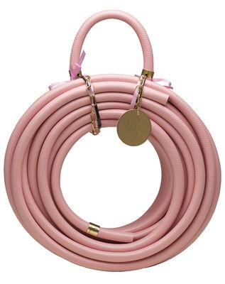 Outdoor - Vasi e Piante - Tubo per innaffiare Rusty Rosé / 20 metri - Garden Glory - Rosa pallido - Metallo, PVC