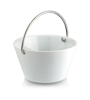 Bol à anse - 0,5 L - Eva Solo blanc en céramique