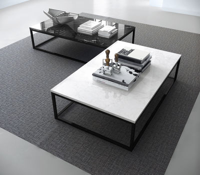 Pop Up Home Marble Coffee Table White Made In Design Uk
