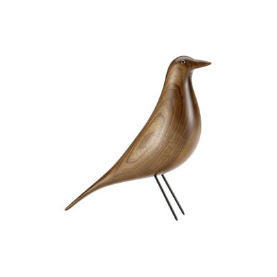 Déco - Objets déco et cadres-photos - Décoration Eames House Bird - Vitra - Noyer - Métal, Noyer massif