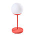 Mooon! Mooon! LED wireless lamp - / H 63 cm - Bluetooth by Fermob