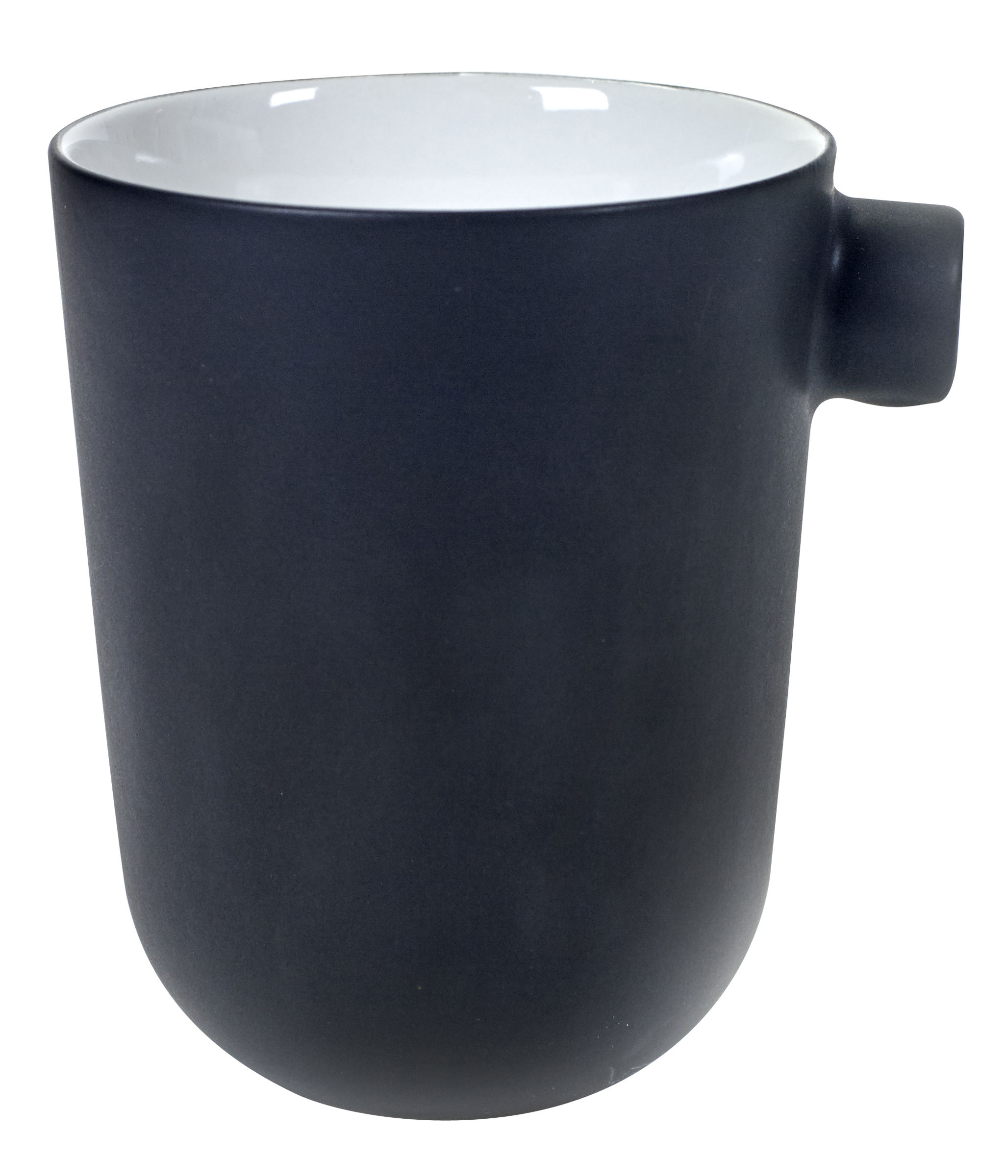 Tableware - Coffee Mugs & Tea Cups - Daily Beginnings Mug by Serax - Black - Sandstone