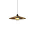 Parrot M Pendant - / Ø 60 x H 21 cm - Hand-braided abaca by Forestier