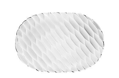 Plateau Jellies Family / 36 x 25 cm - Kartell cristal en matière plastique