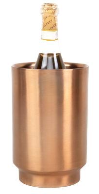 Rafraîchisseur à bouteille Rondo - XL Boom cuivre en métal