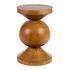 Table d'appoint Ball / Bois sculpté main - Pols Potten