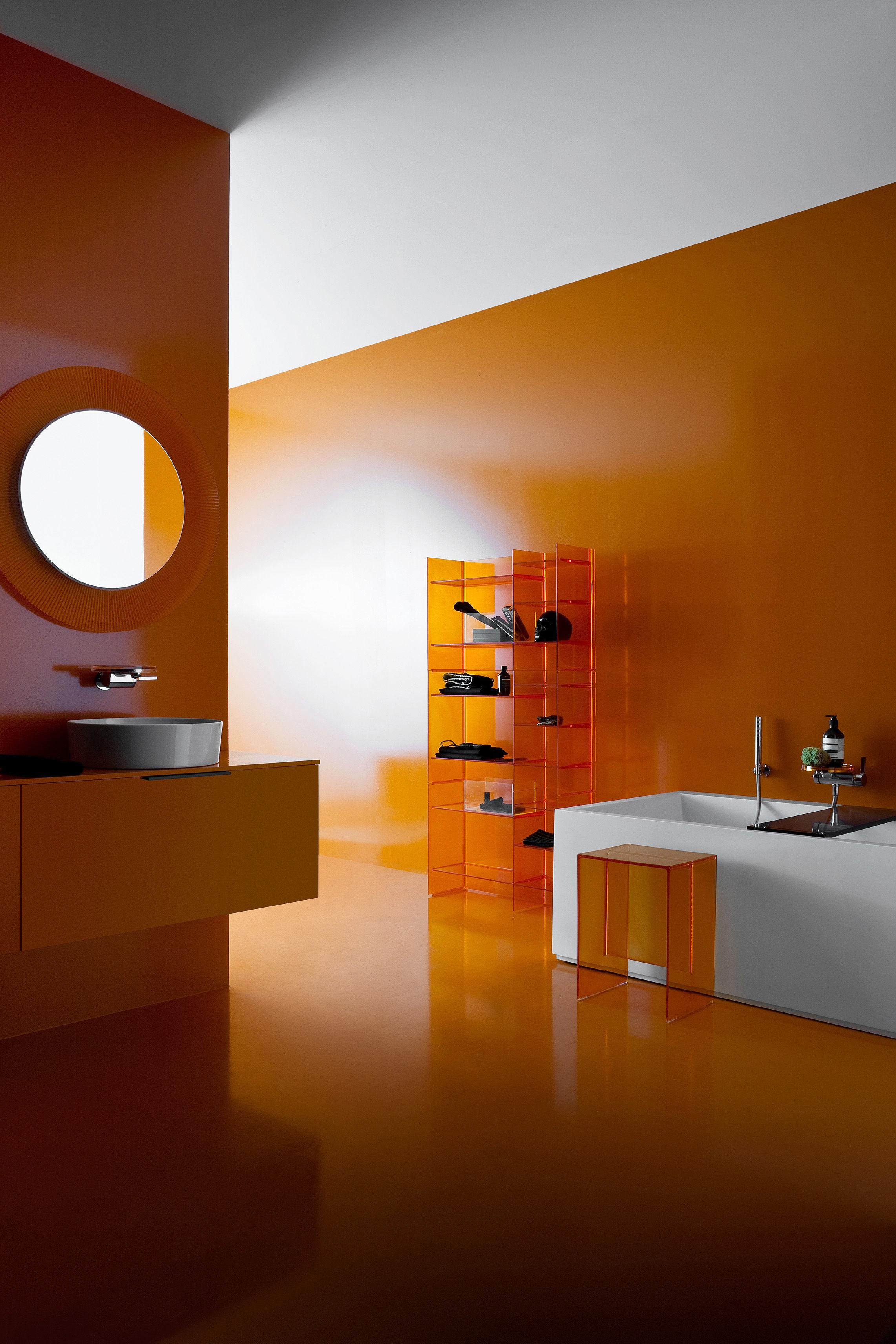 kartell salle de bain ... Mobilier - Tables basses - Table du0027appoint Max-Beam - Tabouret - Kartell