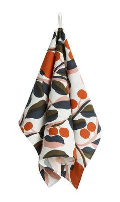 Torchon Jaspi - Marimekko multicolore en tissu