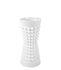 Vase Charade Studded Porcelaine - H 9 cm - Jonathan Adler