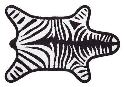 Badteppich Zebra Von Jonathan Adler Weiss Schwarz L 112 X L 79