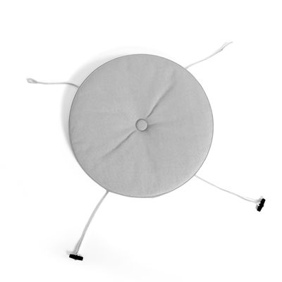 Coussin d'assise / Pour chaise & fauteuil Toní - Fatboy blanc naturel en tissu