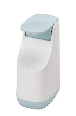 Accessori moda - Accessori bagno - Dispenser per sapone Slim di Joseph Joseph - Blu & Bianco - ABS