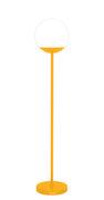 Lampadaire sans fil Mooon! LED / H 134 cm - Bluetooth - Fermob miel en métal