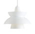 Lampshade - interchangeable / For the Doo-Wop pendant by Louis Poulsen