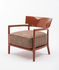 Cara Fancy Padded armchair - / Tissu by Kartell