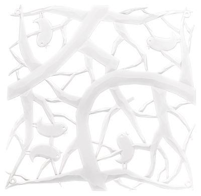 Arredamento - Separè, Paraventi... - Paravento/divisorio PI:P - Set di 4 - ganci inclusi di Koziol - Bianco - policarbonato