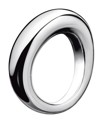 Accessories -  Jewellery - Collection 925 - Jonc Ring - By Andrée Putman by Christofle - Silver - Size 51 - Solid silver
