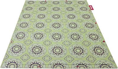 Tapis d´extérieur Flying Carpet Outdoor / 180 x 140 cm - Fatboy vert en tissu