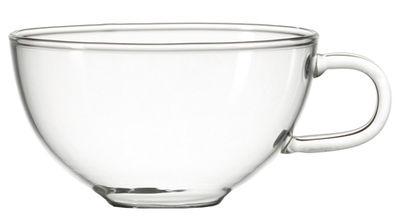 Tasse à thé Relax - Leonardo transparent en verre