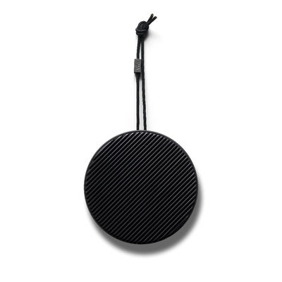 Accessoires - Lautsprecher & Ton - City Bluetooth-Lautsprecher / Kabellos - Ø 10,5 cm - Allround-Sound - Vifa - Steingrau - ABS, Aluminium