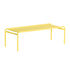 Week-End Coffee table - / Wide - 127 x 51 cm by Petite Friture