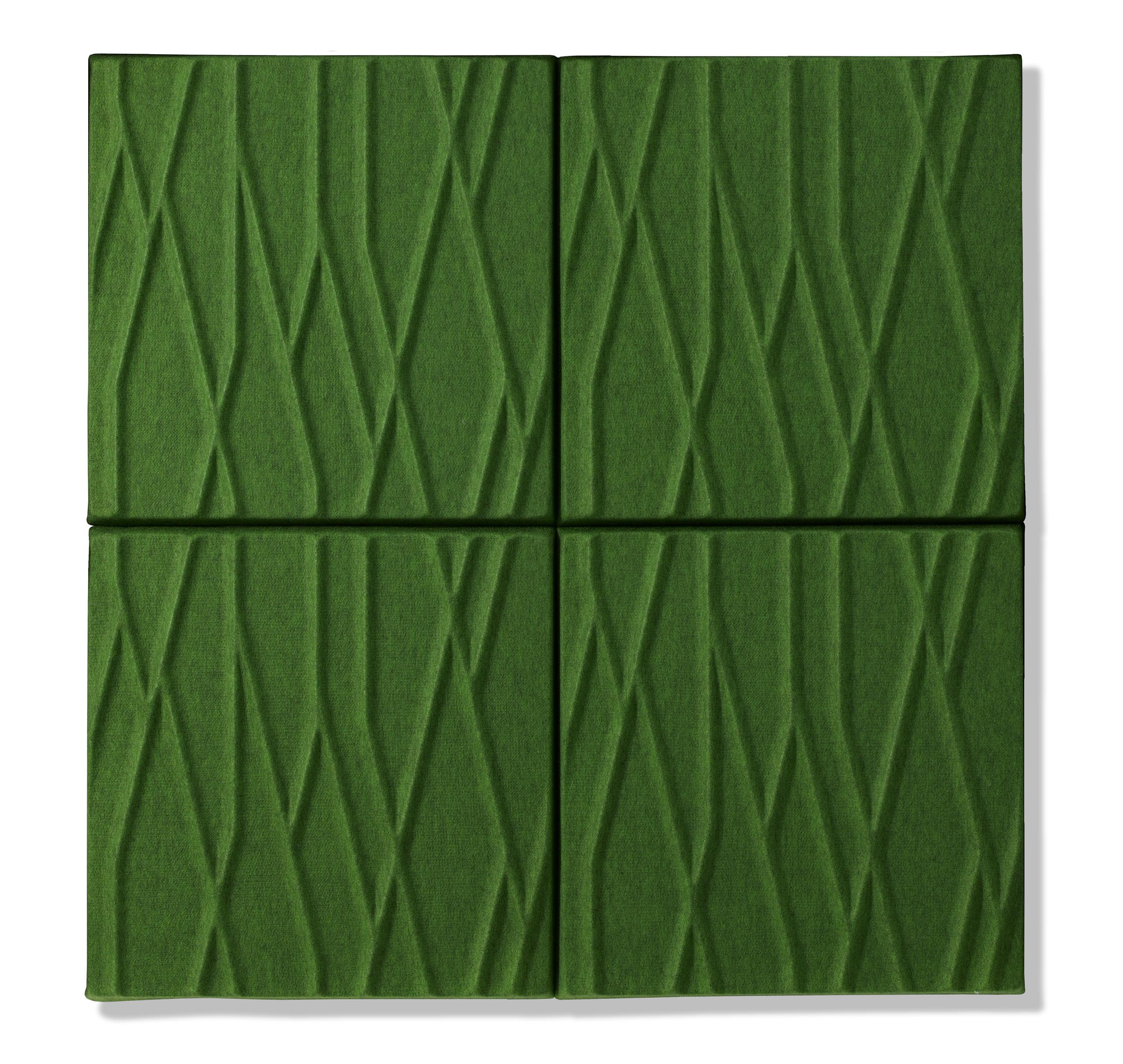 panneau acoustique mural soundwave botanic gris clair offecct. Black Bedroom Furniture Sets. Home Design Ideas