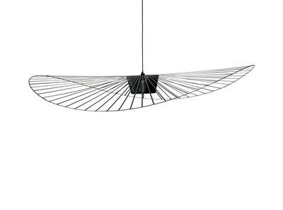 Lighting - Pendant Lighting - Vertigo Pendant - Ø 200 cm by Petite Friture - Black - Fibreglass, Polyurethane