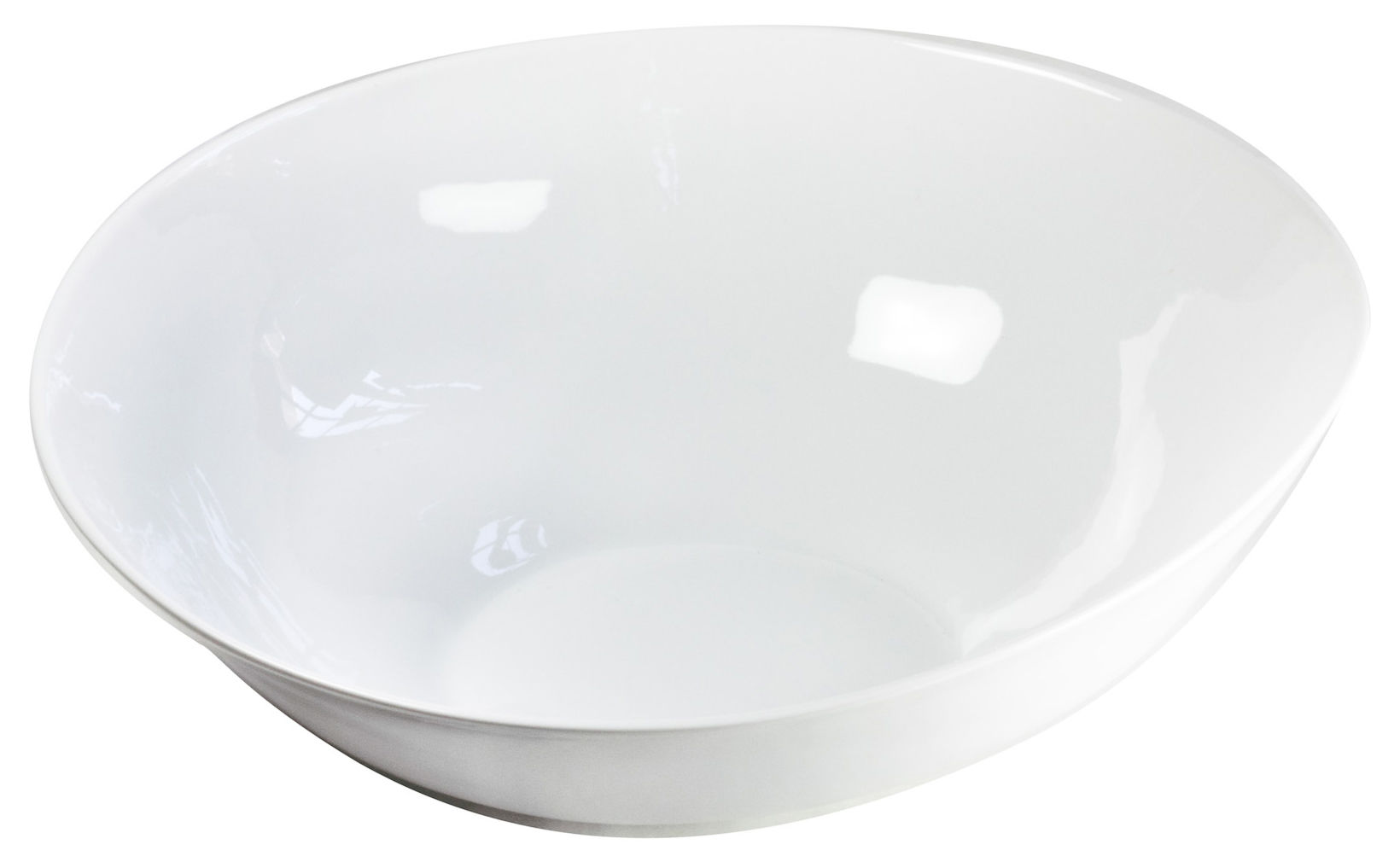 Tableware - Bowls - Affamé Salad bowl by Tsé-Tsé - White - China