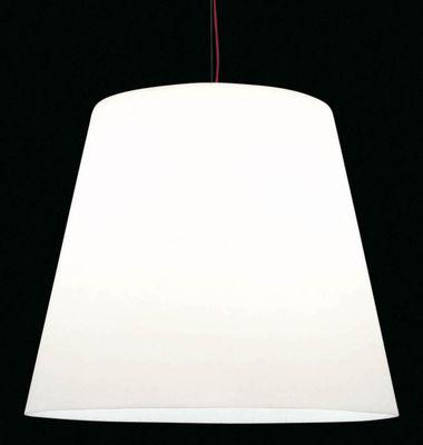 Illuminazione - Lampadari - Sospensione Amax - Ø 109 cm di Fontana Arte - Bianco - Ø 109 cm - Polietilene