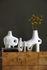 Paradox Small Vase - / Porcelain - H 17 cm by Jonathan Adler