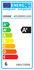 Ampoule LED E27 avec radiateur / Sphérique dépolie - 5W=40W  (2700K, blanc chaud) - Osram