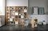Bureau Darwin / L 120 x P 60 cm - Etagères intégrées - POP UP HOME