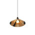 Parrot S Pendant - / Ø 40 x H 22 cm - Hand-braided abaca by Forestier