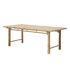 Sole rechteckiger Tisch / Bambus - 100 x 200 cm - Bloomingville
