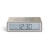 Réveil LCD Flip + Travel / Mini réveil réversible de voyage - Lexon