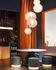 Sospensione Murano - / Ø 40 cm - Plastica effetto vetro smerigliato di Slide