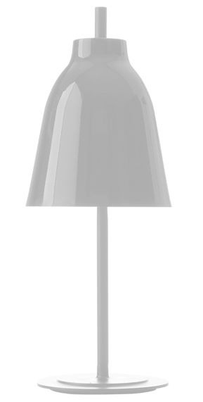Lighting - Table Lamps - Caravaggio Table lamp by Lightyears - White - Lacquered metal