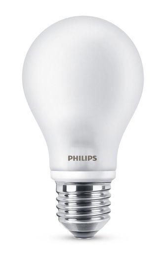 E27 Philips Led Standard Dépolie Inca 5w75w1055 Lumen 8 Ampoule ALj4R35