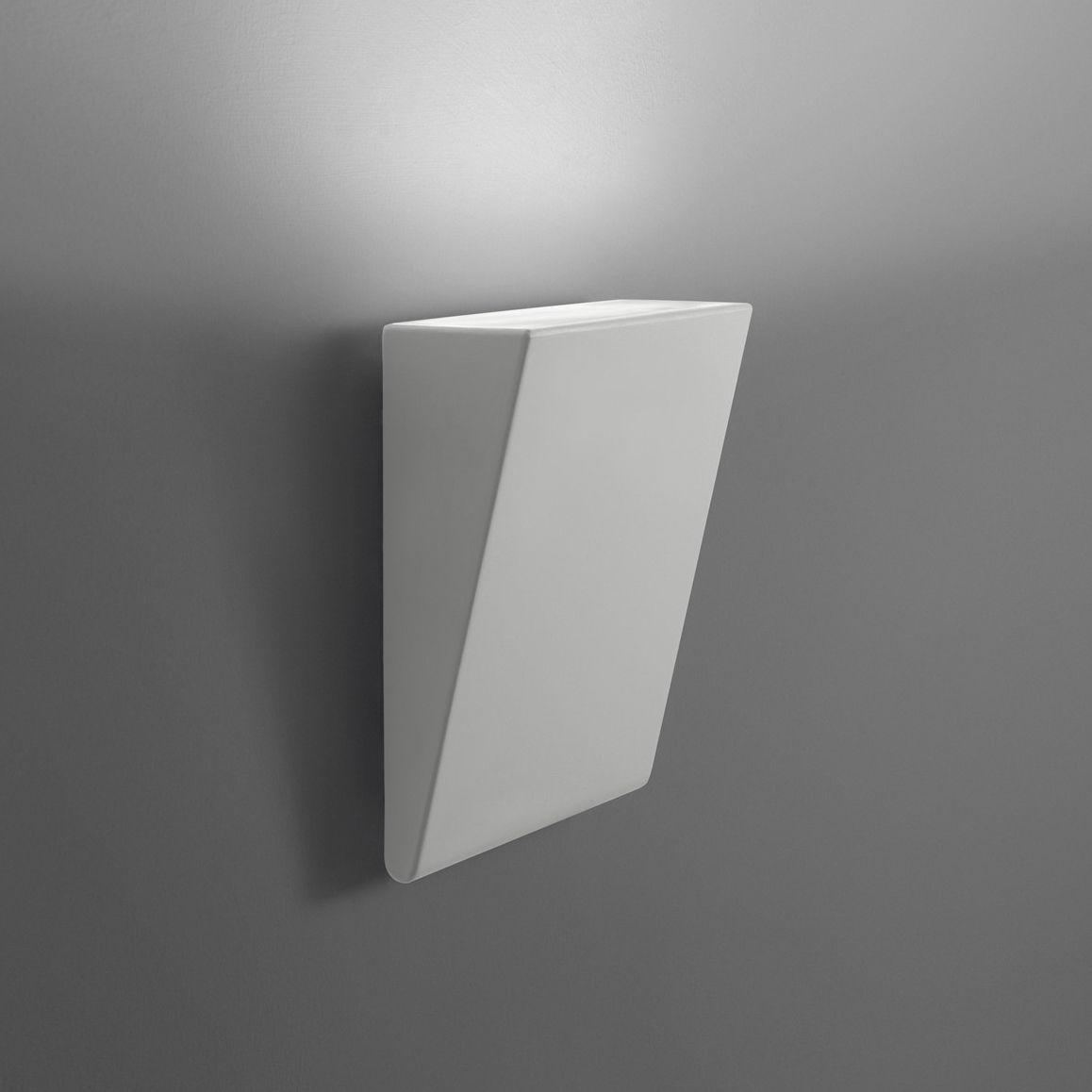 Illuminazione - Lampade da parete - Applique d'esterno Cuneo - / Lampada da terra - Per esterni di Artemide - Alluminio - alluminio verniciato