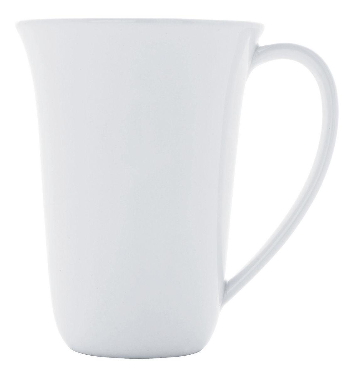 Tischkultur - Tassen und Becher - Ku Becher - Alessi - Weiß - Porzellan