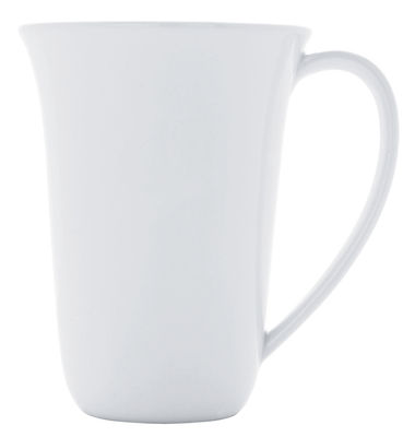 Mug Ku - Alessi blanc en céramique