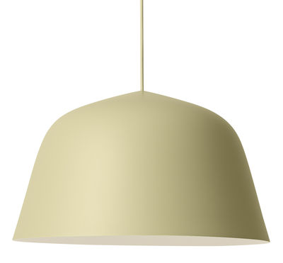 Ambit Pendelleuchte / Ø 40 cm - Metall - Muuto - Beige-vert