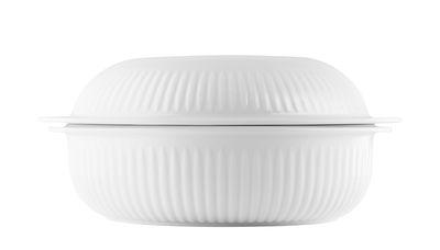Arts de la table - Plats - Cocotte Legio Nova / Céramique - 6L - Eva Trio - Blanc - Porcelaine