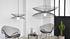 Libellule Large Pendant - / Ø 100 x H 40 cm by Forestier