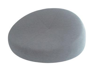 Arredamento - Mobili Ados  - Poltroncina Nénuphares Né - / divano - Larg 132 cm di Smarin - Grigio chiaro - Bultex, Lana
