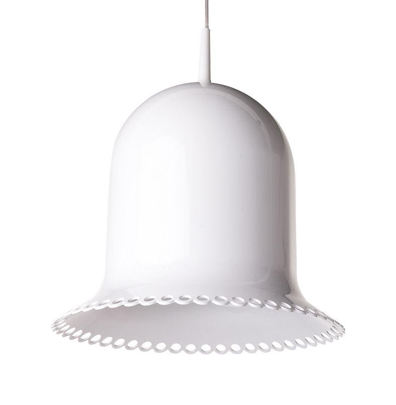 Luminaire - Suspensions - Suspension Lolita - Moooi - Blanc - ABS